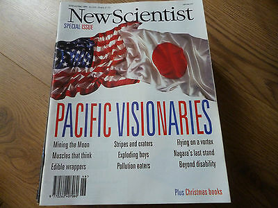 NEW SCIENTIST MAGAZINE*No. 2004 NOVEMBER 18 1995 *ENGLISH*WEEKLY*SCIENCE*