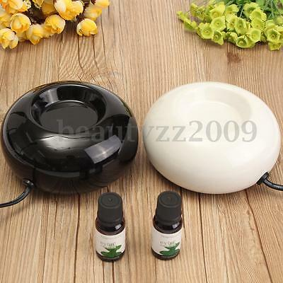 Ceramic Thermostatic Electric Oil Aroma Burner Diffuser Humidifier Air Purifier