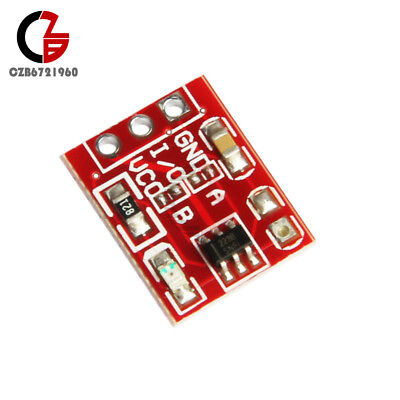 NEW 10PCS TTP223 Capacitive Touch Switch Button Self-Lock Module for Arduino UK