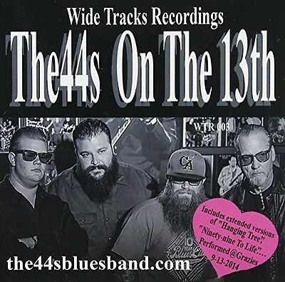44s / Blues Band - 44S on the 13th [New CD]