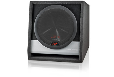 "Alpine SBR-S12D4 Type-R 12"" Subwoofer Enclosure"