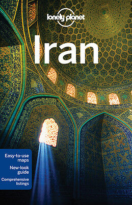 Lonely Planet IRAN 6 (Travel Guide) - BRAND NEW PAPERBACK