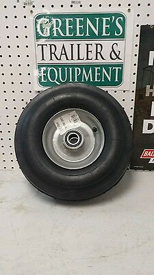"""GTS3RIB New Complete Tire Assy Made to fit HAY Tedder's 3.50"""" X 6"""""""