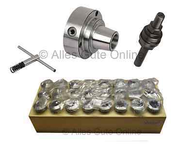5C 385E Collet Chuck + 5C Collet Set 24pcs. HL (3-26mm) + Stop Screw #90