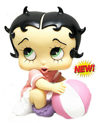 """NEW Betty Boop - Baby Boop - Playtime - height approx 4"""" (BAB10)"""