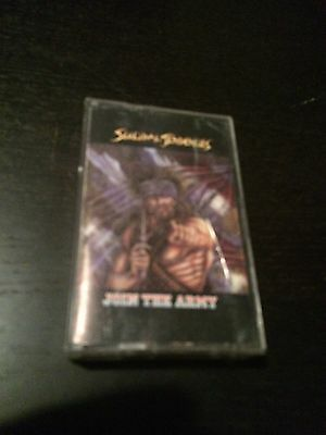 Suicidal Tendencies Join The Army Cassette