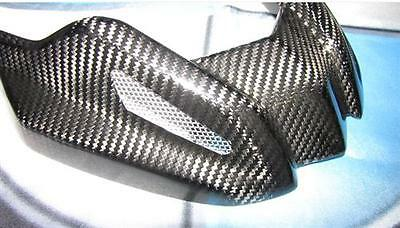 BMW F800GS Carbon Mud Guard Nasenverlängerung F800 Gs Grille Openings
