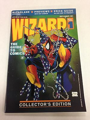 Wizard The Guide To Comics #1 June 1998