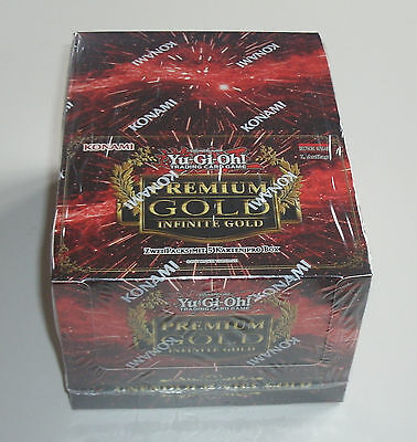 Yu-Gi-Oh - Premium Gold 3 Display - NEU & OVP - Deutsch