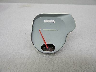 NOS 1961 Ford Galaxie Custom Fairlane Temperature Gauge DashUnit C1AF-10970-A dp