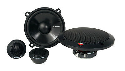 "Rockford Fosgate R152-S 5.25"" 2-Way Component System"