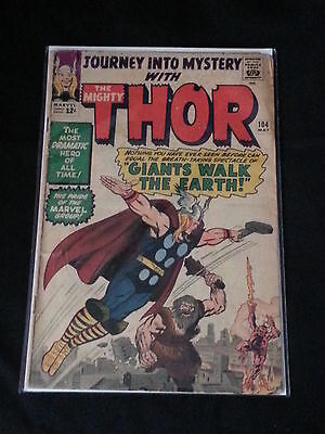 Thor #104 - Marvel Comics - May 1964 - 1st Print - Journey Into Mystery #104
