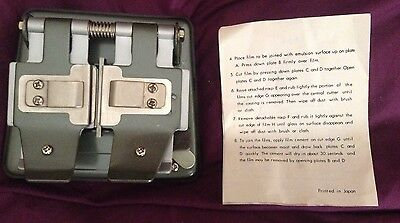 Photina Splicer for 8mm, Super 8 and 16mm Cine Film - Editor - Boxed