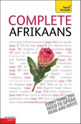 Complete Afrikaans Beginner to Intermediate Course by Lydia McDermott Paperback