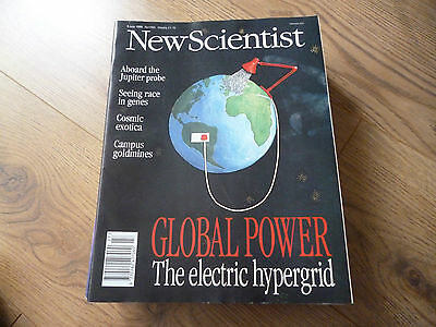 NEW SCIENTIST MAGAZINE*No. 1985 JULY 8 1995 *ENGLISH*WEEKLY*SCIENCE*GLOBAL POWER