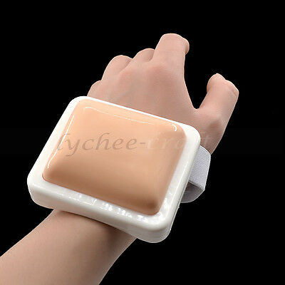 Medical Intramuscular Injection Pad Sponge Nurse Training Muscle Practice Bangle