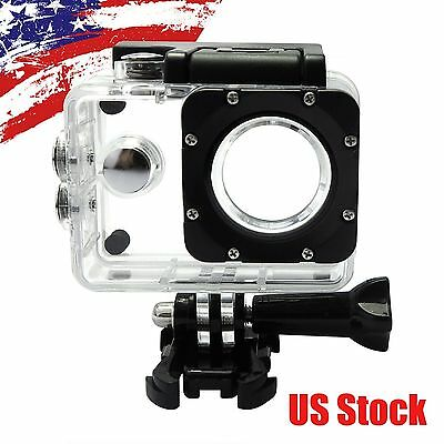 30M Waterproof Dive Housing Case Protection Box for SJ4000 Camera ** USA Stock