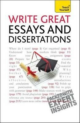 Write Winning Essays and Dissertations: Teach Yourself by Hazel Hutchinson Paper