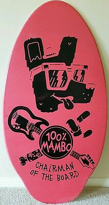 Mambo Wooden Skimboard, Brand New. Ages 6+