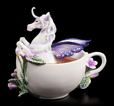 Einhorn Figur in Tasse - Enchanted Unicorn by Amy Brown Fantasy
