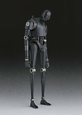 BANDAI S.H.Figuarts Star Wars K-2SO (ROGUE ONE) Action Figure JAPAN IMPORT F/S