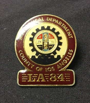 UA - Plumbers & Pipefitters Union Pin Local 84 Los Angeles