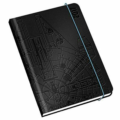 Official Classic Marvel Comics 2017 A5 Premium Diary Star Wars New