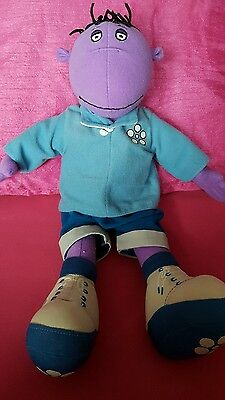 """Tweenies """"MILO"""" soft toy in immaculate condition"""