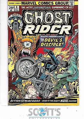 Ghost Rider  #8  FN