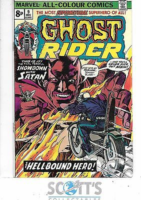 Ghost Rider  #9  FN