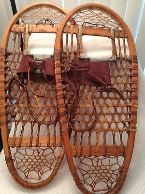 The Groswold Ski Co Inc. Vintage U.S. Snow Shoes 13x28  8037-1945
