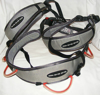 Dmm Renegade Mountaineering Climbing  Harness Size Large