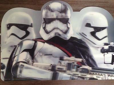 set de table Star Wars Disney cuisine effet 3D - ExcellShopping