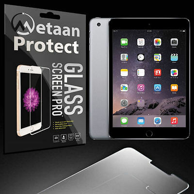 Apple iPad mini 1 / 2 / 3 Echtglas 9H Verbundglas Panzerglas Tempered Glass Glas