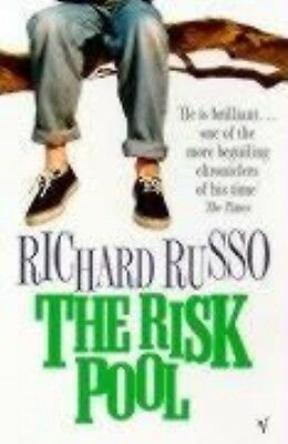 The Risk Pool by Richard Russo Paperback Book (English)