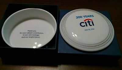 Citi Bank New York 200th Anniversary Trinket Box