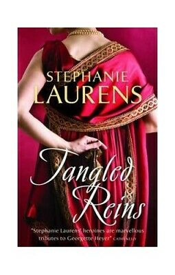 Tangled Reins (MIRA) by Laurens, Stephanie Paperback Book The Cheap Fast Free