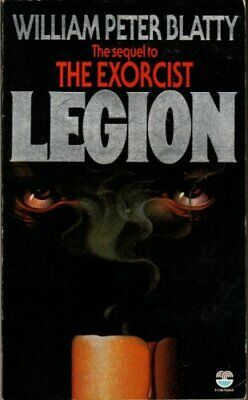 Legion by Blatty, William Peter Paperback Book The Cheap Fast Free Post