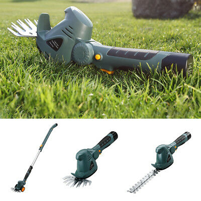 EAST 10.8v Cordless Grass Shear / Hedge Trimmer Branch Cutter Mini cultivator
