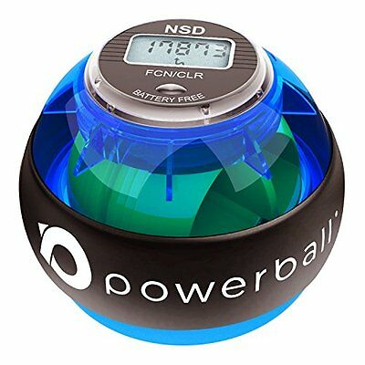 New Nsd Powerball 280Hz Pro Hand Exerciser & Grip Strengthener For Powerful Fore
