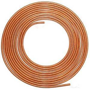 "Copper Brake Pipe 3/16"" 25Ft Roll 7.62metres"