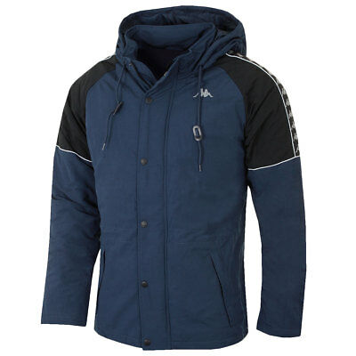 Kappa 2016 Mens Clyde Parka Sports Training Jacket