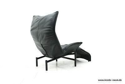 Veranda Lounge Chair by Vico Magistretti, 1983 and made by Cassina