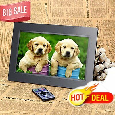 10.1 inch Android 4.4 HD Digital Photo Frame Alarm Video Player + Remote ZC