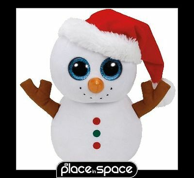 Ty Beanie Buddy - Scoops Snowman (Christmas Release)