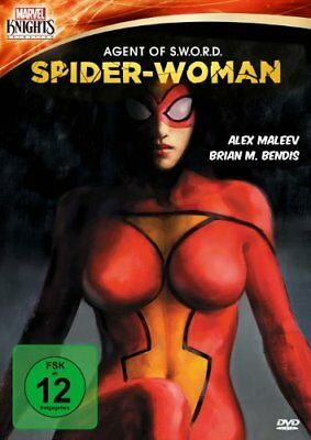 Spider-Woman: Agent Of S.W.O.R.D. - Marvel  DVD/NEU/OVP