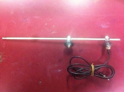 Cowl Mount Accessory Radio Antenna 1928-1956 Ford Chevy Pickup/Car Hotrod