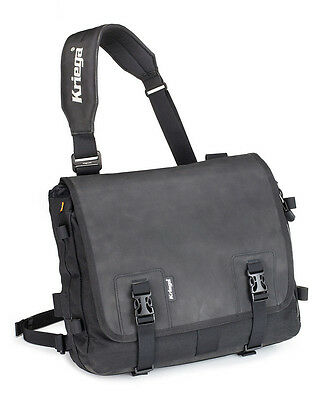 Kriega Urban Messenger Bag Waterproof Cordura 4.23gal.