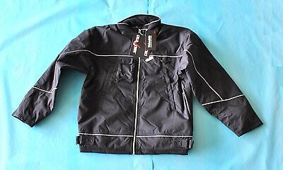 Cold Chek 5CFW0 Cold Storage Jacket Size Small Thinsulate Lightweight Black 1Ab