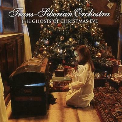 Trans-Siberian Orchestra - The Ghosts Of Christmas Eve New Cd